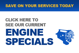 Engine Specials, Engine Repairs in Sherman TX