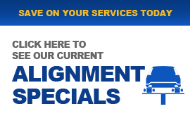 Alignment Specials, Car Alignment in Sherman TX