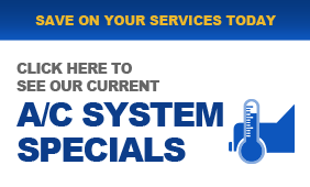 AC System Specials, Auto Air Conditioning Repair in Sherman TX